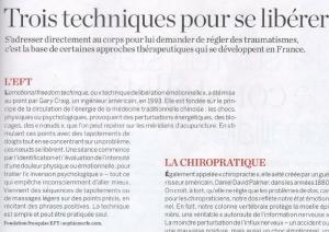 Psychologies Magazine – Décembre 2010