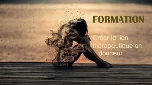 Formation créer le lien thérapeutique en douceur